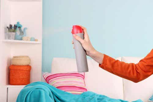 擺脫家中潮濕氣味的5種方法