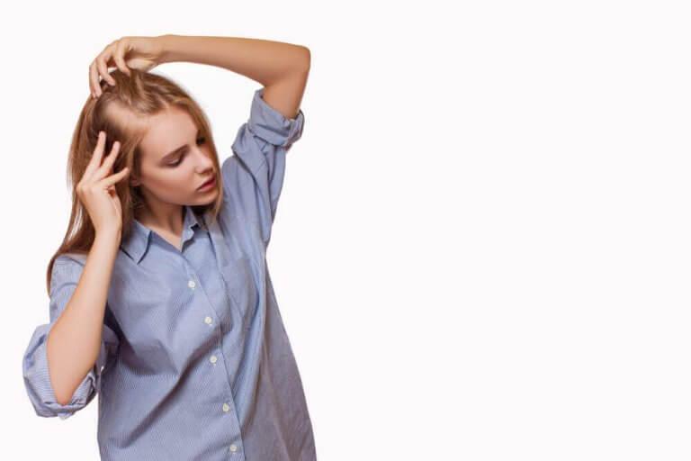 如何以天然的方式治療禿頭