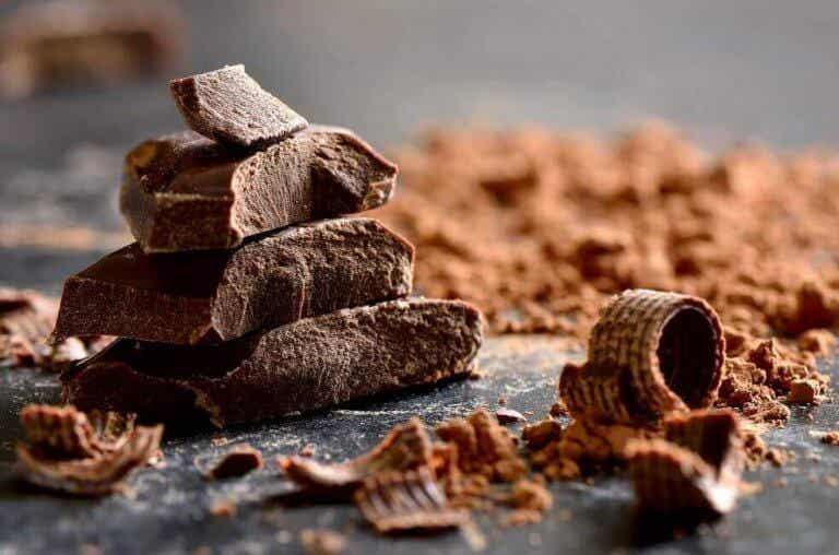 吃黑巧克力的5種絕妙但怪奇的理由