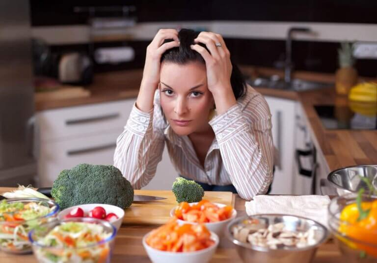 憂鬱症的飲食:讓你開心的食物