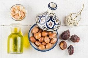 摩洛哥堅果油
