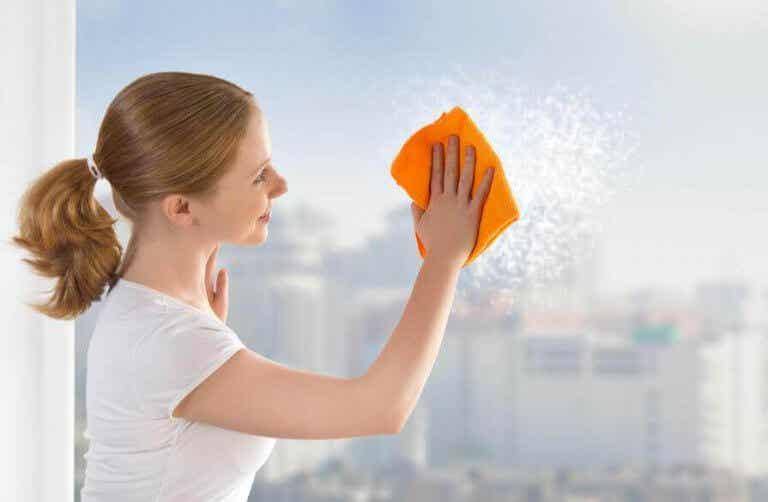 如何把窗戶清得更乾淨