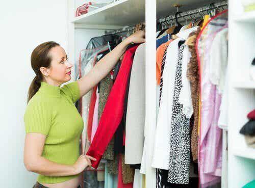 整理衣櫥的10撇步