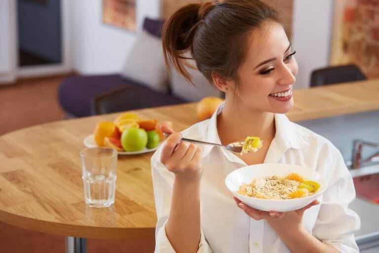 若你在控管體重,早餐要符合這5條規則