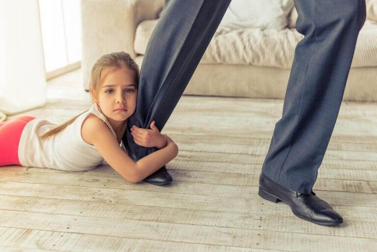 缺席父母的6種特徵