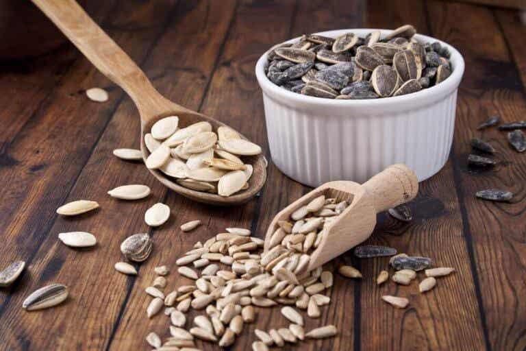 要納入瘦身餐的5類種籽