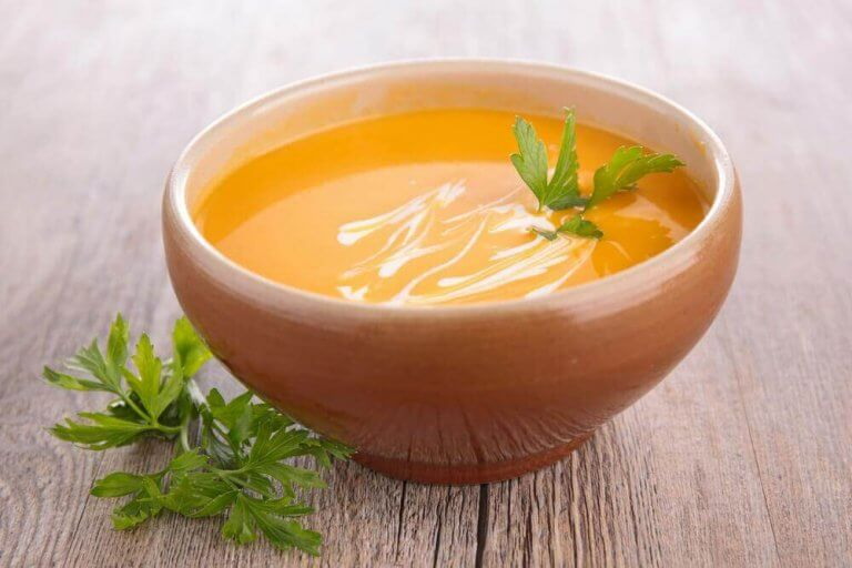 胡蘿蔔濃湯的2種簡易煮法
