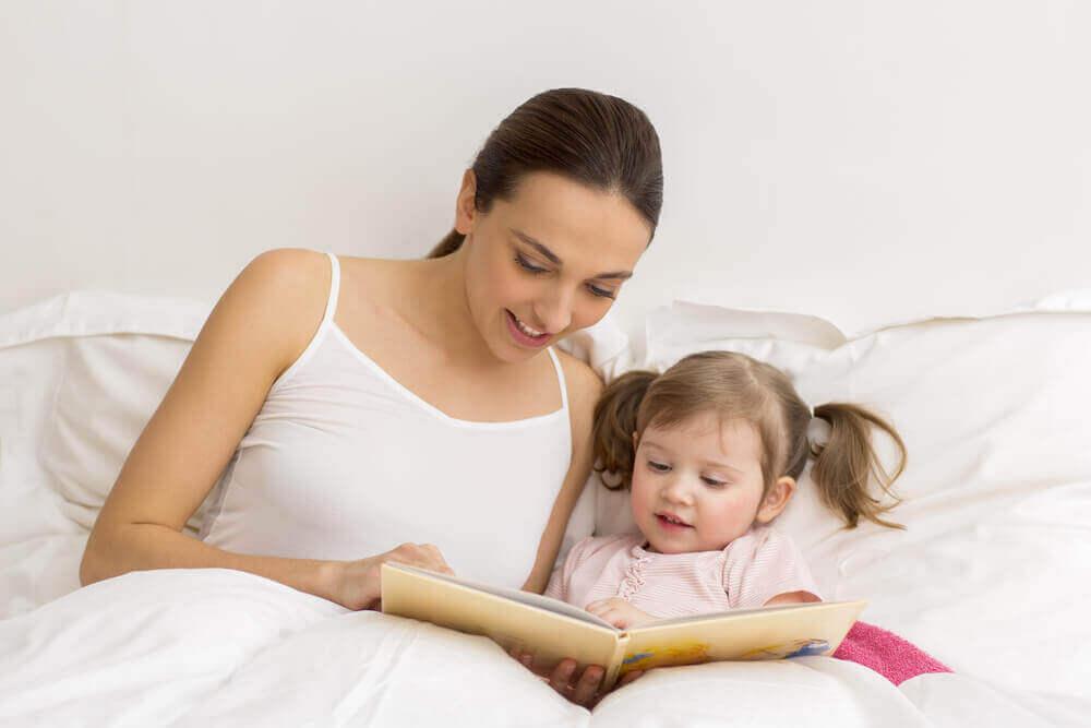 與孩子一起讀書