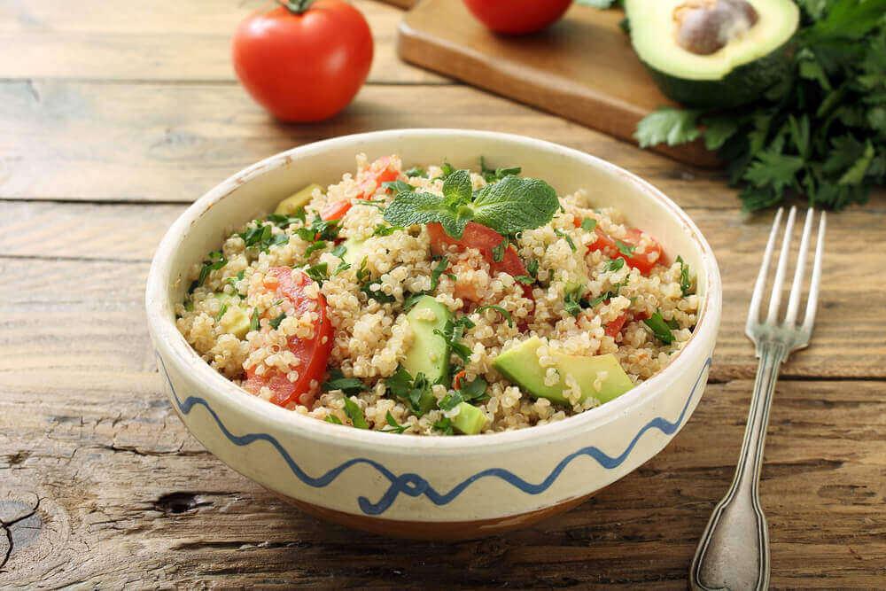 藜麥沙拉2