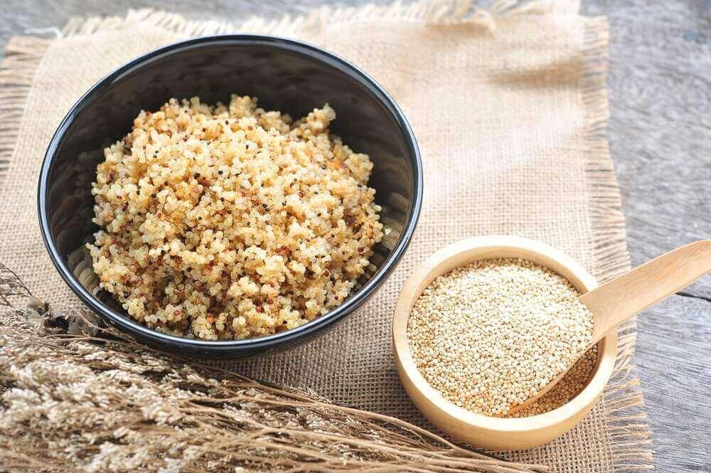 吃藜麥減重:優點為何?