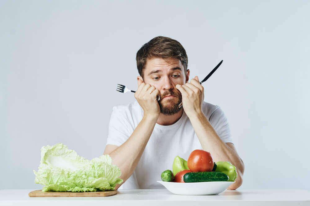 討厭吃生菜