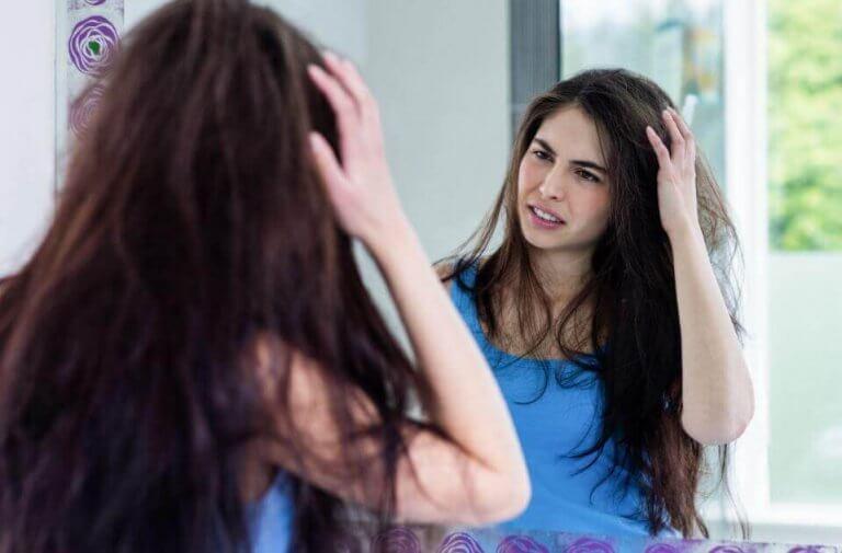 防範頭髮毛躁的天然解方