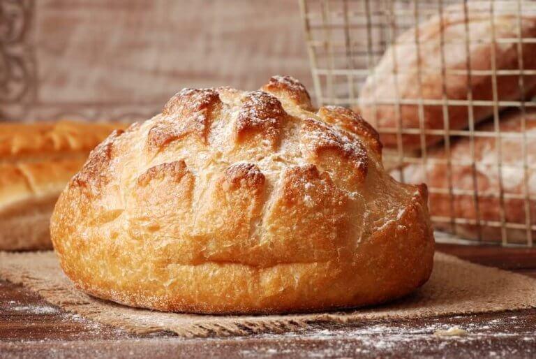 學會做簡單又美味的義大利麵包