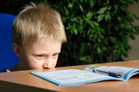 兒童學習障礙