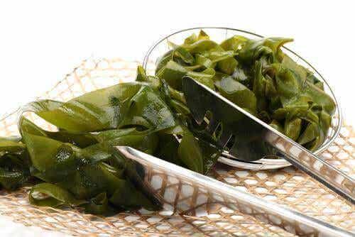 如何食用海藻並取得營養價值