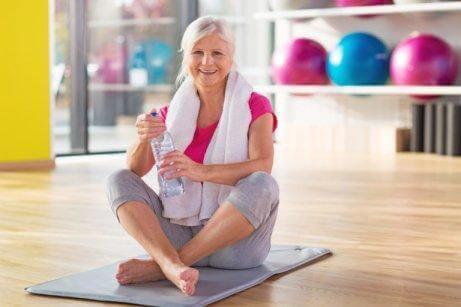 對抗骨關節炎的運動
