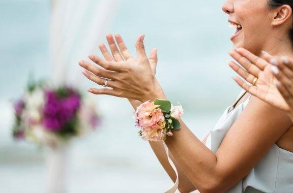 如何為婚禮選擇完美的造型