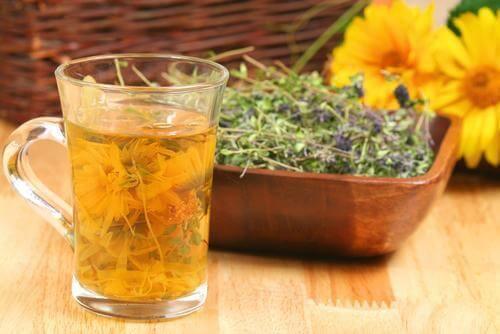 四種清潔身體的花茶