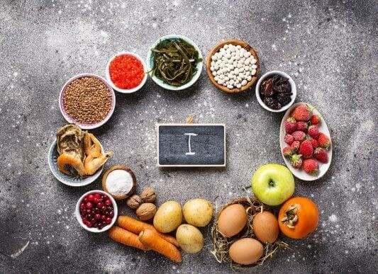 七種建議包含在飲食中的富含碘食物