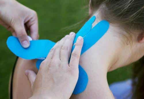 肌能系貼布及其應用