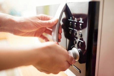 微波爐消毒廚房海綿