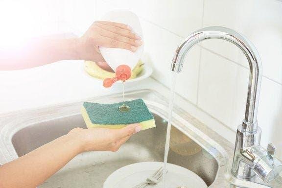 廚房海綿的五種消毒技巧
