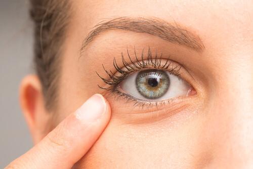 減少黑眼圈的出現的家庭療法