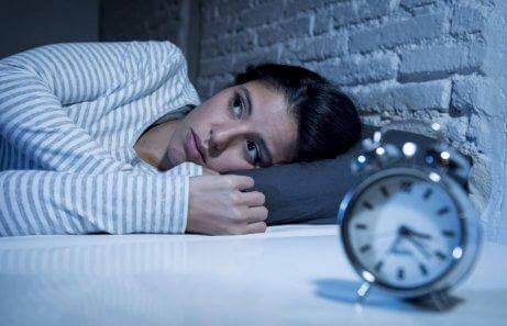 女性睡眠問題