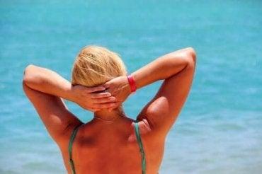 熱衰竭的四種自然療法