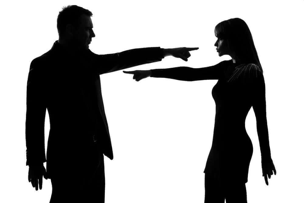 情感虐待關係的五種警告信號