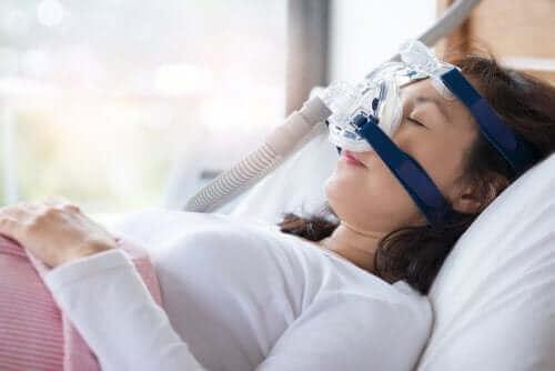 機械式輔助呼吸治療