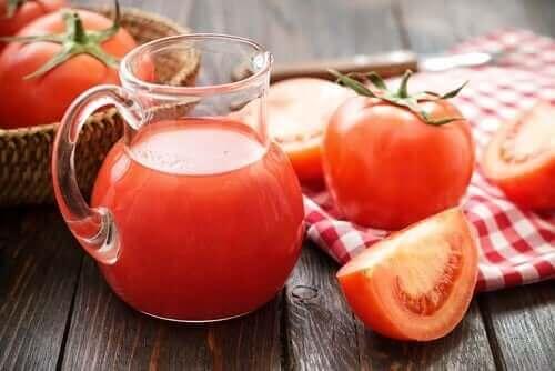 番茄治療缺鐵性貧血