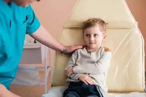 兒童腎病症候群的病因與治療