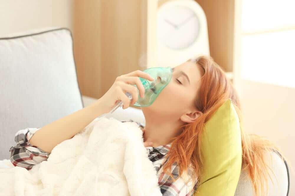 急性嚴重氣喘的症狀與治療