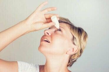 溴莫尼定的使用與副作用