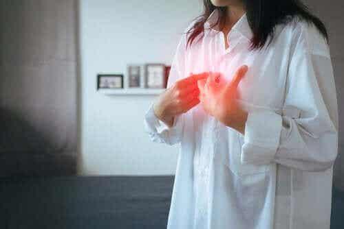 胃食道逆流疾病的症狀與治療