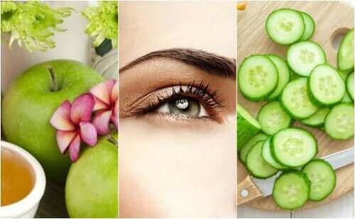 提拉下垂眼瞼的五種自然療法