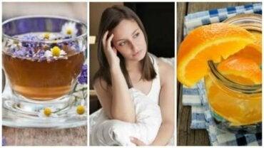 安定神經與安眠的五種療法