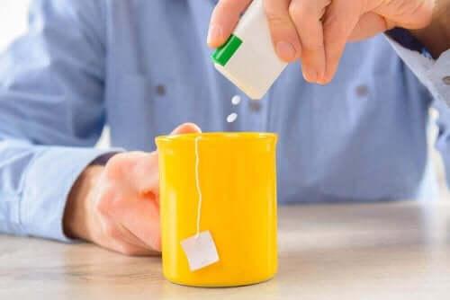 無糖汽水茶