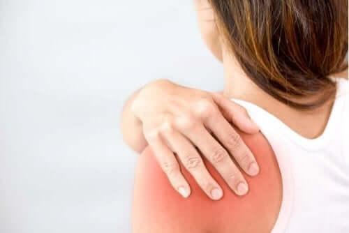 女人有肌腱炎