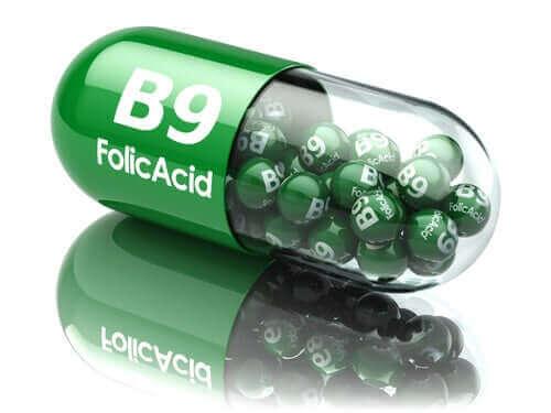葉酸與膳食葉酸的差異