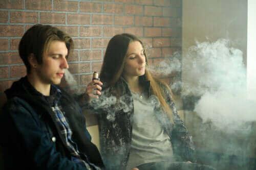 電子煙:安全顧慮