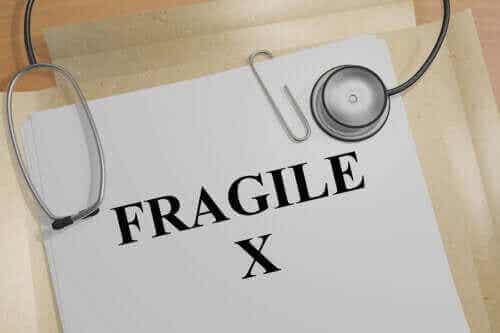 X染色體脆折症的症狀與治療