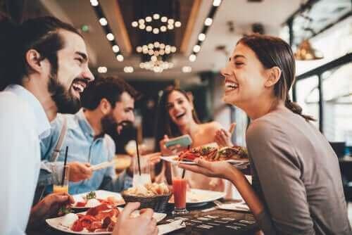 朋友晚餐餐廳