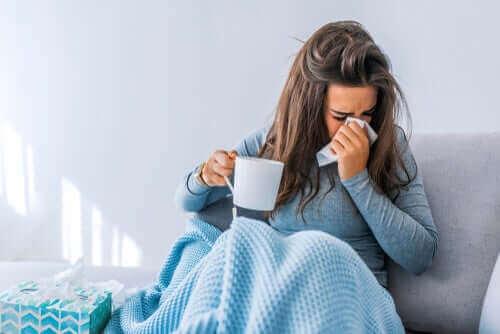 流感如何影響人體