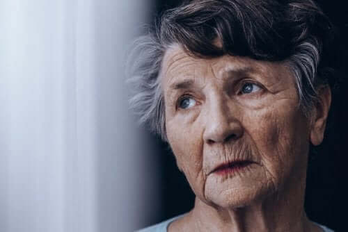 老女人失憶