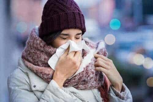人們為什麼會感冒