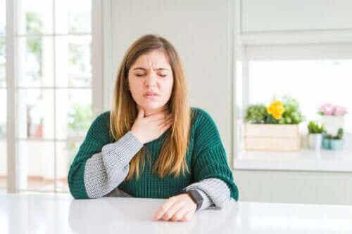 緩解喉嚨痛的方法