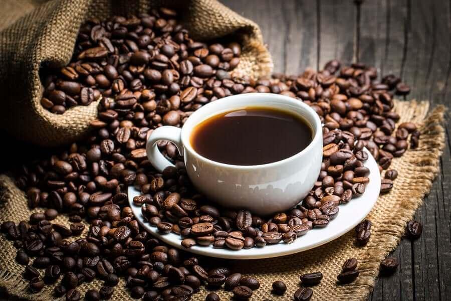 咖啡和咖啡因