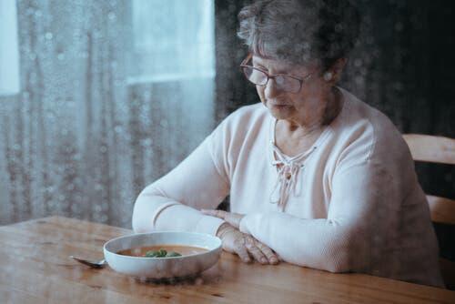 食慾減退或食慾不振